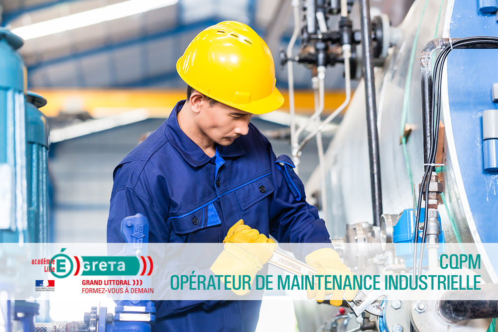 lancement d'une formation maintenance industrielle